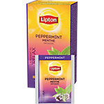Sachets d'infusion Lipton Peppermint 25 Sachets
