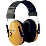 Casque de protection M Safe Sonora 1 mousse universeel jaune, noir
