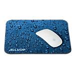 Tapis de souris Allsop Raindrop Bleu