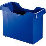 Boîte à dossiers suspendus Leitz Plus bleu 39.5 x 17 x 27.3 cm