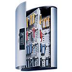 Armoire à clés avec fermeture à code DURABLE KEY BOX code 72 argenté 72 crochets 30 x 11.8 x 40 cm