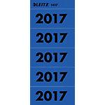 Etiquettes Leitz 1417 00 35 Bleu 20 Feuilles