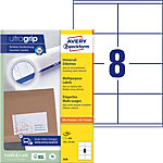Étiquettes universelles AVERY Zweckform QuickPEEL™ Blanc 105 x 70 mm 100 Feuilles
