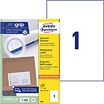 Étiquettes universelles AVERY Zweckform  Blanc 210 x 297 mm A4 100 Feuilles 100 Unités