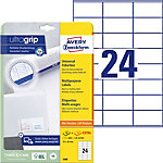 Étiquettes universelles AVERY Zweckform QuickPEEL™ Blanc 70 x 36 mm 30 Feuilles