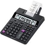 Calculatrice imprimante Casio HR 200RCE 12 chiffres Noir