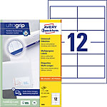 Étiquettes universelles AVERY Zweckform QuickPEEL™ Blanc 97 x 42,3 mm 100 Feuilles