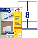 Étiquettes universelles AVERY Zweckform QuickPEEL™ Blanc 97 x 67,7 mm 100 Feuilles