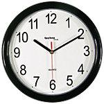 Horloge murale TechnoLine WT 600 noir ø 25 cm