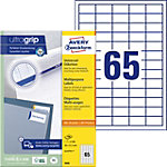 Étiquettes universelles AVERY Zweckform QuickPEEL™ Blanc 38 x 21,2 mm 100 Feuilles