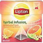 Sachets d'infusion Lipton Herbal Infusion 20 Sachets
