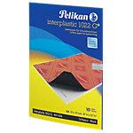 Papier carbone Pelikan 401026 A4 210 x 310 mm Noir 10 Unités