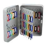 Armoire à clés Office Depot gris 60 crochets 18 x 8 x 25 cm
