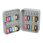 Armoire à clés Office Depot gris 20 crochets 16 x 8 x 20 cm