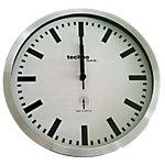 Horloge murale TechnoLine WT8610 argenté ø 30 cm