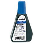 Flacon d'encre Trodat 7011 Bleu 40 mm pour  Tampons encreurs Trodat 28