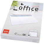 Enveloppes Elco C5 Blanc Sans Fenêtre Ramette 50