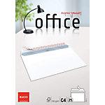 Enveloppes Elco C4 Blanc Sans Fenêtre Ramette 25