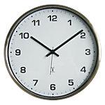 Horloge murale TechnoLine WT8900 argenté ø 33 cm