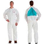 Combinaison 3M GT700000604 Polypropylène, polyester XXL Blanc