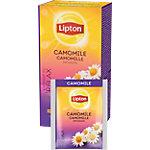 Sachets d'infusion Lipton Camomille 25 Sachets