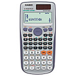 Calculatrice scientifique Casio FX 991ES Plus 12 chiffres Gris