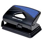 Perforateur Office Depot 91W0 Noir, bleu 20 Feuilles 2 trous