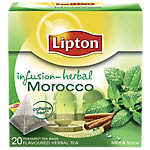 Thé Lipton Morocco Sachets pyramide 20 Sachets
