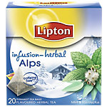 Thé Lipton Alps Sachets pyramide 20 Sachets