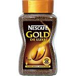 Café instantané Nescafé Gold Deluxe 200 g