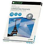 Pochette de plastification Leitz iLam A4 2 x 100 microns Transparent Brillant