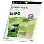 Pochette de plastification Leitz iLam A4 2 x 80 µm Transparent Brillant