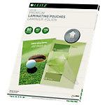 Pochette de plastification Leitz iLam A3 2 x 80 microns Transparent Brillant