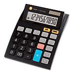 Calculatrice de bureau Triumph Adler T A TWEN J1010 10 chiffres Noir
