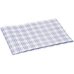 Lingettes Vileda Microfiber Microfibre Bleu, Blanc 3