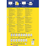 Étiquettes d'adresse AVERY Zweckform QuickPEEL™ Blanc 63,5 x 38,1 mm 40 Feuilles