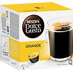 Capsules de café Nescafé Dolce Gusto Grande 16 Unités