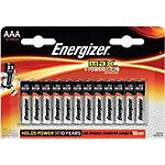 Max Piles Energizer AAA AAA 12