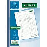 Formulaires de commandes Exacompta SD001 Blanc A5   2