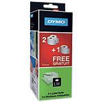 Rouleaux d'étiquettes DYMO LW (2+1 gratuit) 101 x 54 mm Blanc 2 + 1 gratuit