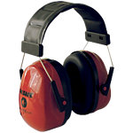 Casque de protection M Safe Sonora 2 mousse universeel rouge, noir