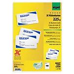 Cartes de visite pour PC Sigel 3C Blanc Lisse 225 g