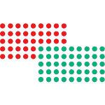 Pastilles Franken Rouge, vert Ø  1.9 cm 1'040 Unités