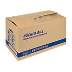 Cartons de déménagement tidyPac Spécial livres Marron 580 x 300 x 340 mm 5 Unités