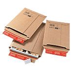 Pochettes d'envoi ColomPac Safe Well 4 Brun 235 x 340 x 35 mm