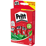 Bâton de colle Pritt 5 + 1 GRATUIT 22 g x 5 + 1