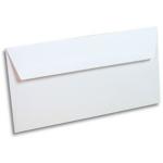 Enveloppes Clairefontaine DL sans fenêtre blanc 20/Paquet