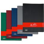 Protège document Le Lutin 30 pochettes Bordeaux