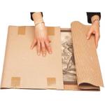 Rouleau de carton ondulé 100 cm x 50 m
