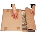Rouleau de carton ondulé 140 cm x 50 m